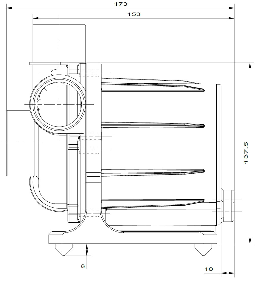 abyzz pumpe a200 incl programmierbarem treiber 10m. Black Bedroom Furniture Sets. Home Design Ideas