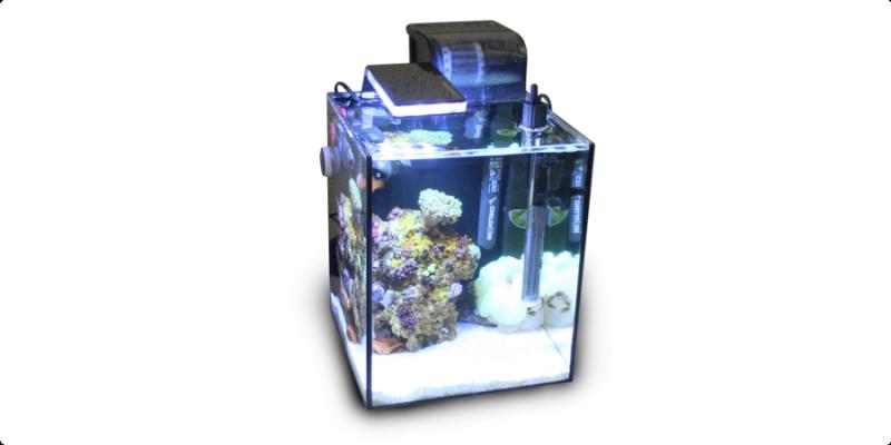 aqualighter nano marine 12000 kelvin 11 watt 380 lumen. Black Bedroom Furniture Sets. Home Design Ideas