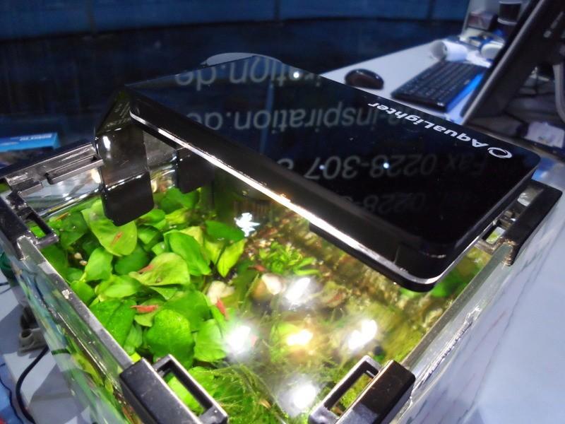 aqualighter nano marine beleuchtung led beleuchtung. Black Bedroom Furniture Sets. Home Design Ideas
