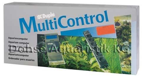 MultiControl, Aquariencomputer, deutsche Steckerleiste
