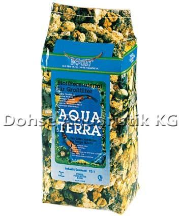 Aqua Terra, Filtermaterial für Großfilter, 12 l