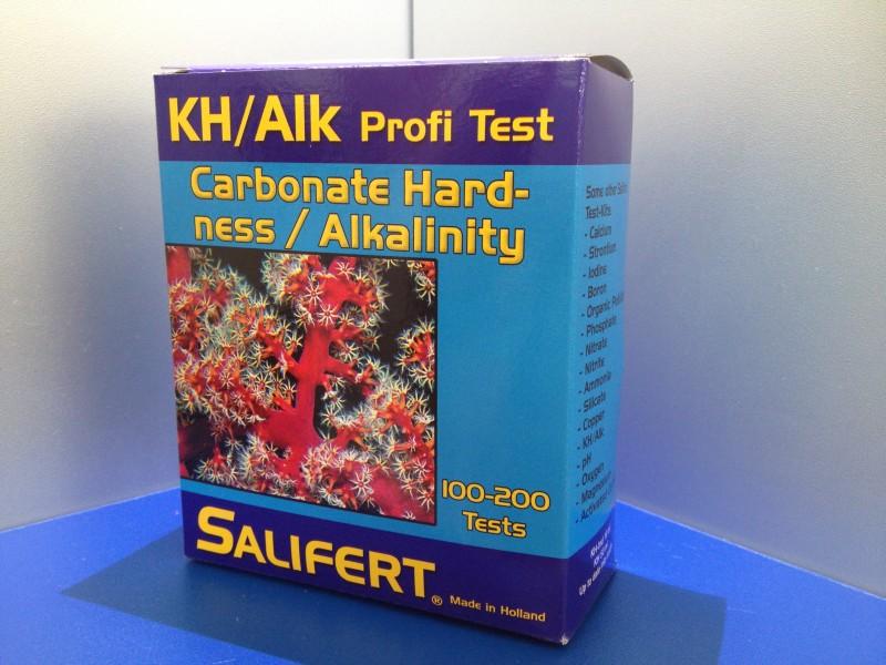 Profi-Test KH Karbonathärte