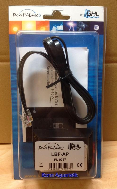 PL-0067 Leuchtbalken-Ansteuerplatine für 1-2 Econlux LED Leuchten
