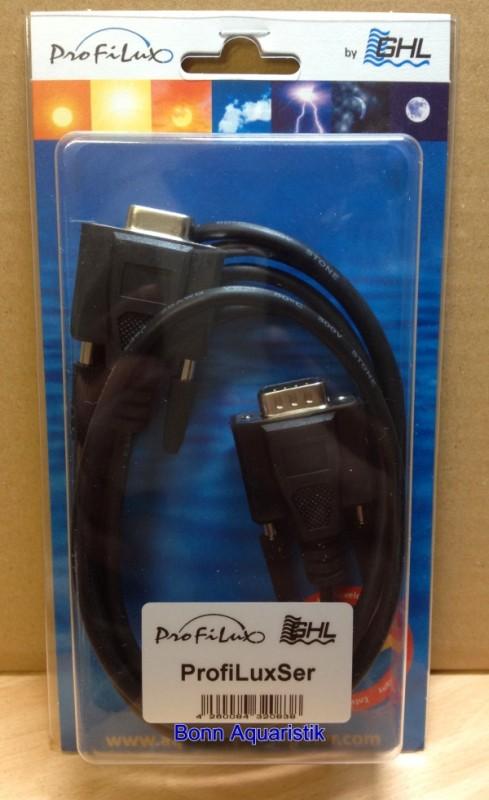 PL-0083 PC-Verbindungskabel RS232 1,8m zum Anschluss vom GHL Computer an ihren PC