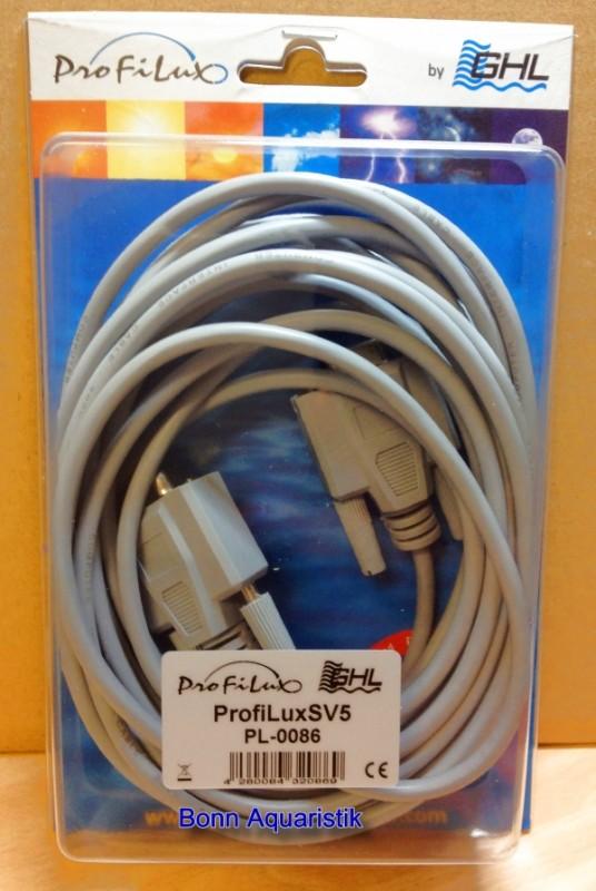 PL-0086 RS232 Verlängerungskabel 5m für PL-0083 PC-Verbindungskabel